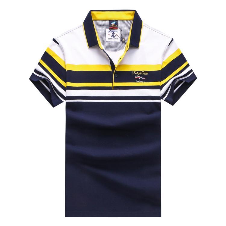 Atem-T-Shirt Männer 2021 Starten Stoff männlich farbe Mode Kostenloser Handel Beliebte gestreifte Stickerei Versand JSRKR
