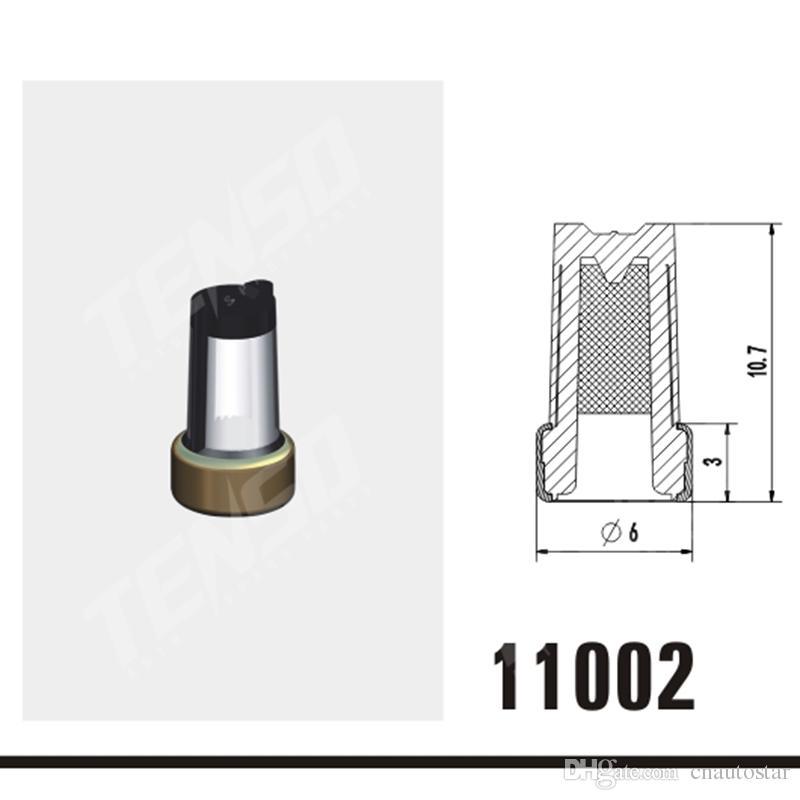 trasporto libero 10.7 * 6 * 3 millimetri per Toyota Denso Iniettore Micro Filtro superiore dell'iniettore di combustibile Repair Service FL-1002A / B