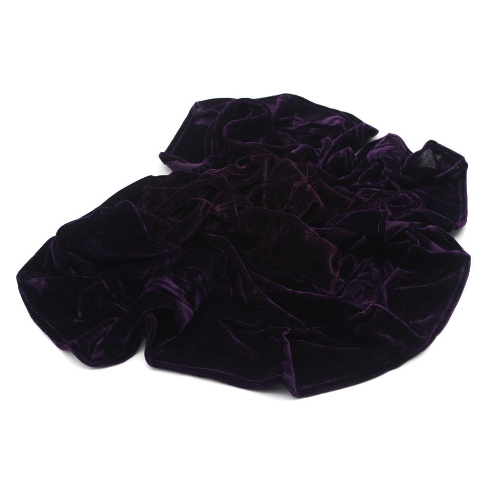 Gros-noir vert rouge café violet bleu violet tabouret de piano housse pleuche décorée de macramé 55 * 35 cm pour piano chaise unique
