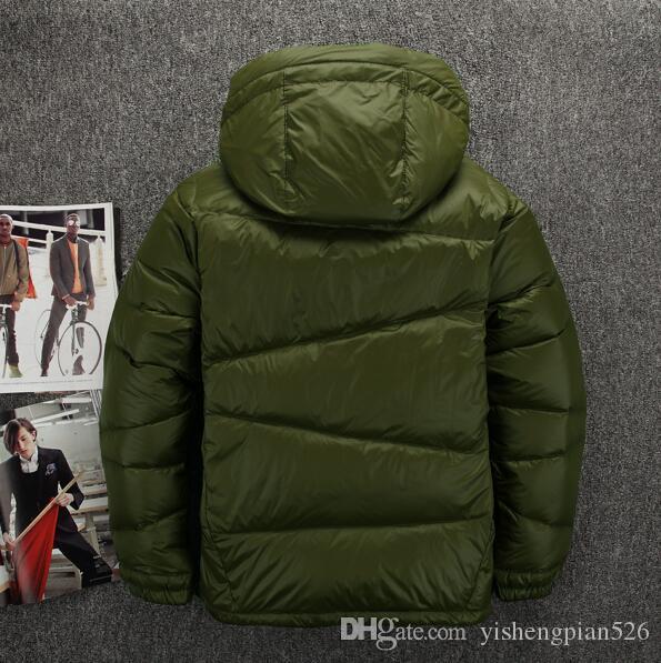 Acquista Piumini Invernali Da Uomo Outdoor Outdoor Da Uomo In Piuma D'oca Invernale Outdoor New Fashion Waterproof A $68.02 Dal Yishengpian526 |