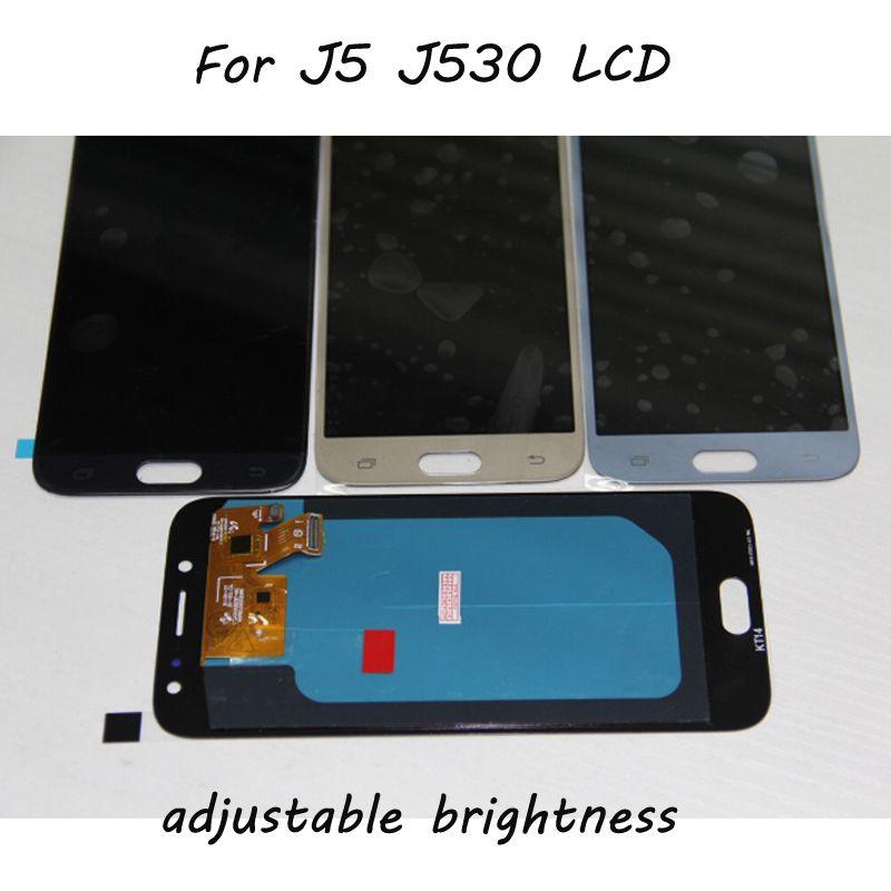 """Para SAMSUNG GALAXY j5pro J5 2017 LCD J530 J530F J530FN SM-J530F Reemplazo de pantalla táctil para 5.2 """"SAMSUNG J5 2017 LCD AMOLED"""
