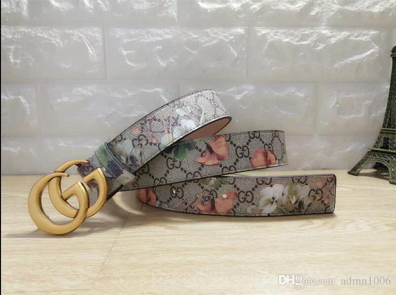 5Men cinturón de lujo hebilla lisa cinturones Hebillas de alta calidad internacional famosa marca de cuero de vaca cinturones para hombres envío gratis