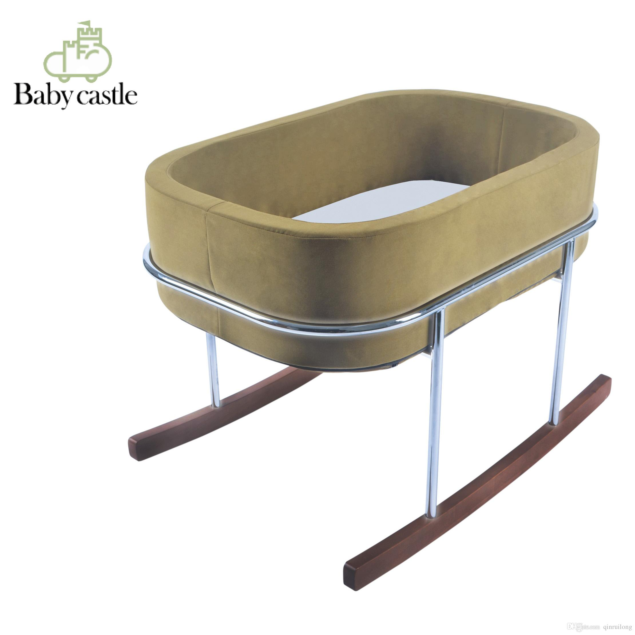 New Design ROCKING BED For Baby Baby Cribs Cheap Unique Baby Cribs From  Qinruilong, $65.33| DHgate.Com