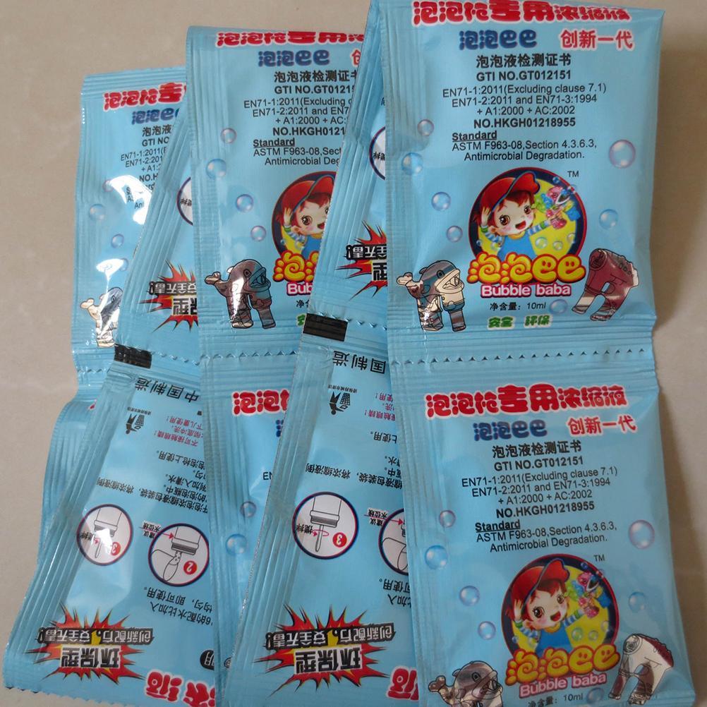 New 1:7 Concentrate toy liquid Gazillion soap bubbles water for kids For Bubble Gun Blowing Bubbles Stick