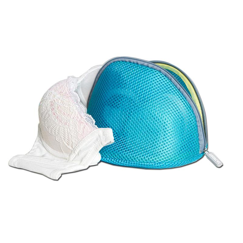 Women Bra Laundry Bags Lingerie Washing Hosiery Saver Protect Aid Mesh Bag Cube fashion pastoral style Women Bra Laundry Bags