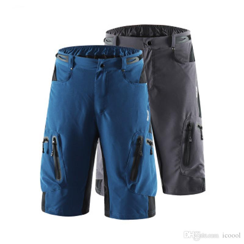 Men Cycling Shorts Outdoor Sports MTB Bike Ropa Breathable Loose Fit For