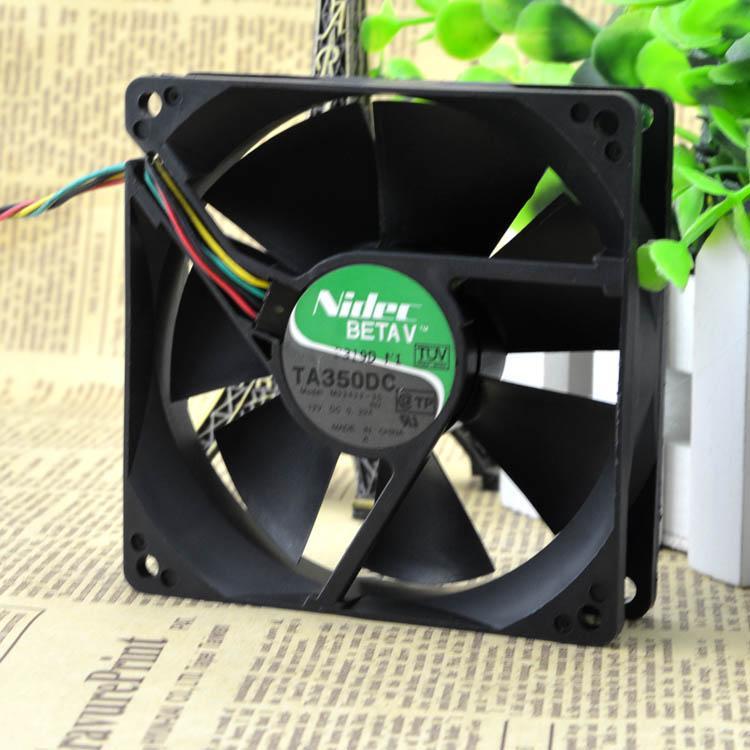 For Nissan Nidec 9025 9CM M33422-35 0.29A Industrial Fan Cooling Fan