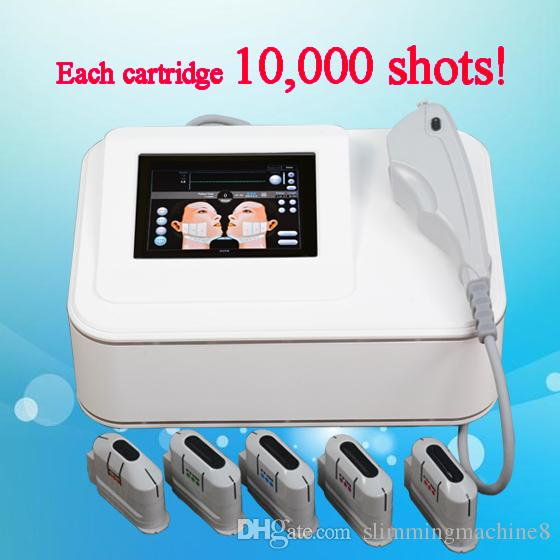 neueste HIFU hohe Intensität HIFU Facelift hohe Ultraschall HIFU Maschine Falten entfernen Salon Heimgebrauch Beauty Equipment
