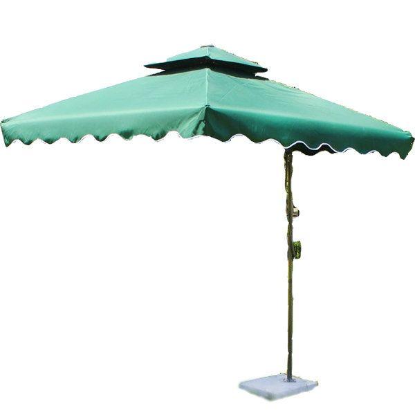 La migliore vendita esterna Grande tenda parasole Ombrellone Shelter Garden Yard Booth UV Proof Sun Shading