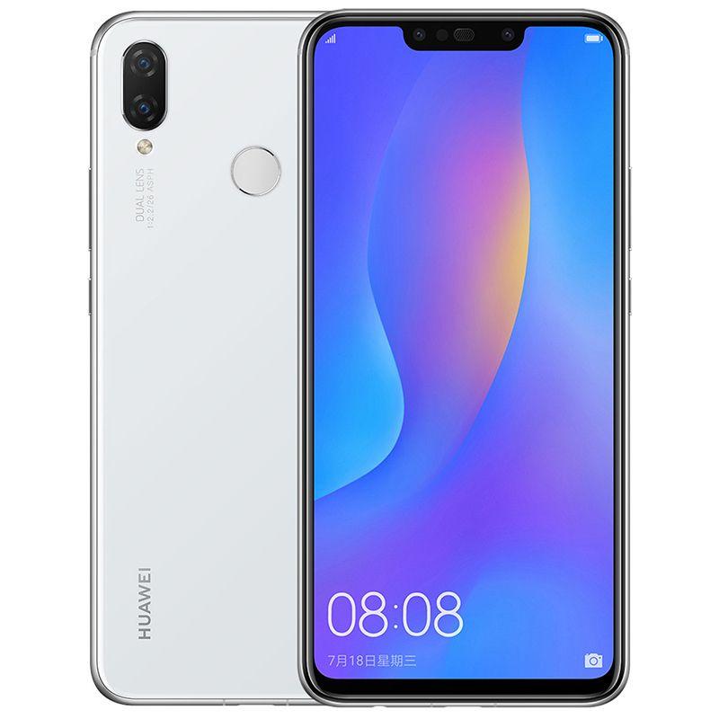 "Original Huawei Nova 3i 4G LTE Mobile Phone 4GB RAM 128GB ROM Kirin 710 Octa Core Android 6.3"" Full Screen 24.0MP AI AR 3340mAh Face ID Fingerprint Smart Cell Phone"