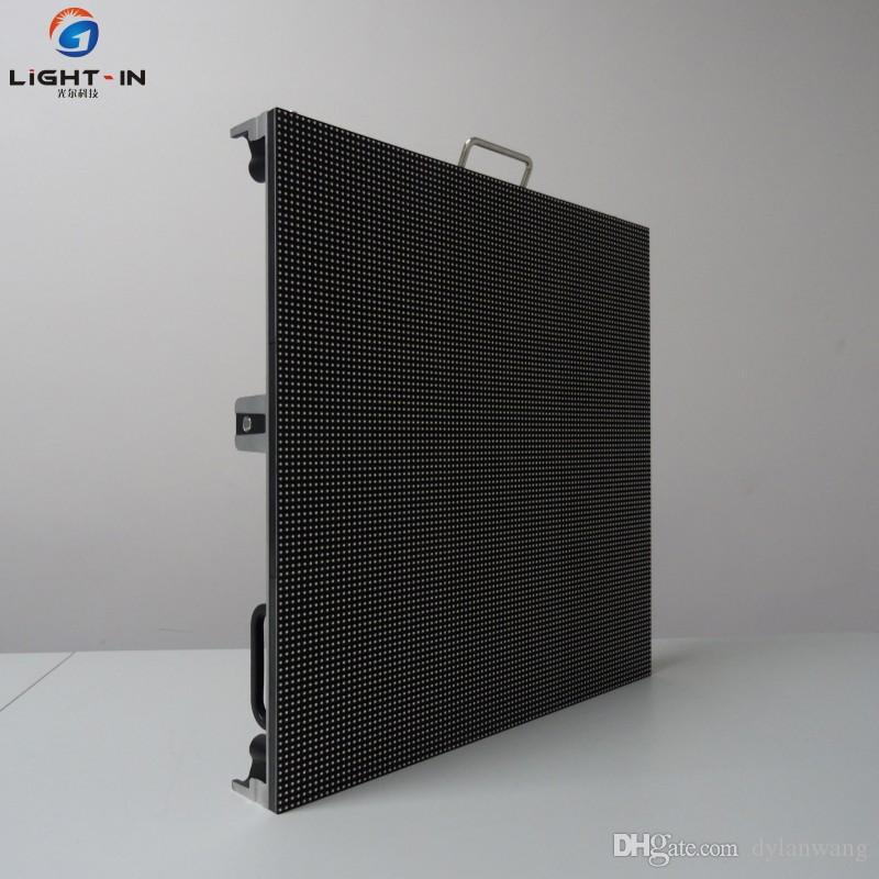 promo code 58fbc fea63 LIGHTIN 2018 P6 Outdoor LED Panel ,SMD 1/8 Scan,192X192 Aluminium Die  Casting Cabinet, Full Color Video Led Display Screen, Led Video Wall  Outdoor Led ...