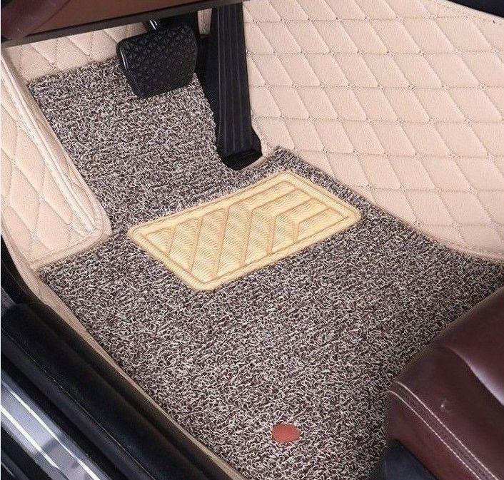 Tapis de sol de voiture sur mesure pour tapis de revêtement de sol de tapis de voiture de voiture de poids lourds de sport 3D de Land Rover Range Rover L322 L405