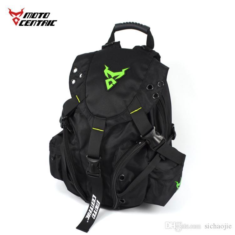 Nuevo modelo MOTOCENTRIC motocicleta off-road bolsas / racing off-road bags / cycling bags / caballero Mochilas / bolsas de deporte al aire libre a prueba de agua 4 colores