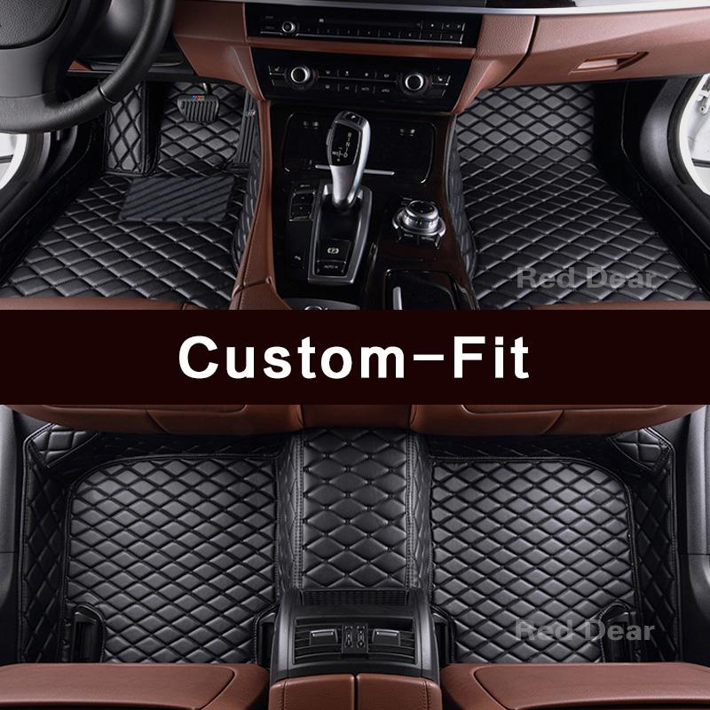 Custom Fit Floor Mats >> 2019 Custom Fit Car Floor Mats Specially For F Type F Pace Xe Xf Xj Xjl Xk Luxury Good Quality All Weather Carpet Floor Liners From Bestness 156 15