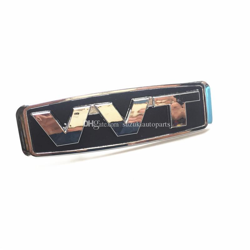 "Genuine OEM Quality Auto Fender Chrom ""VVT"" Emblem for Suzuki SX4"