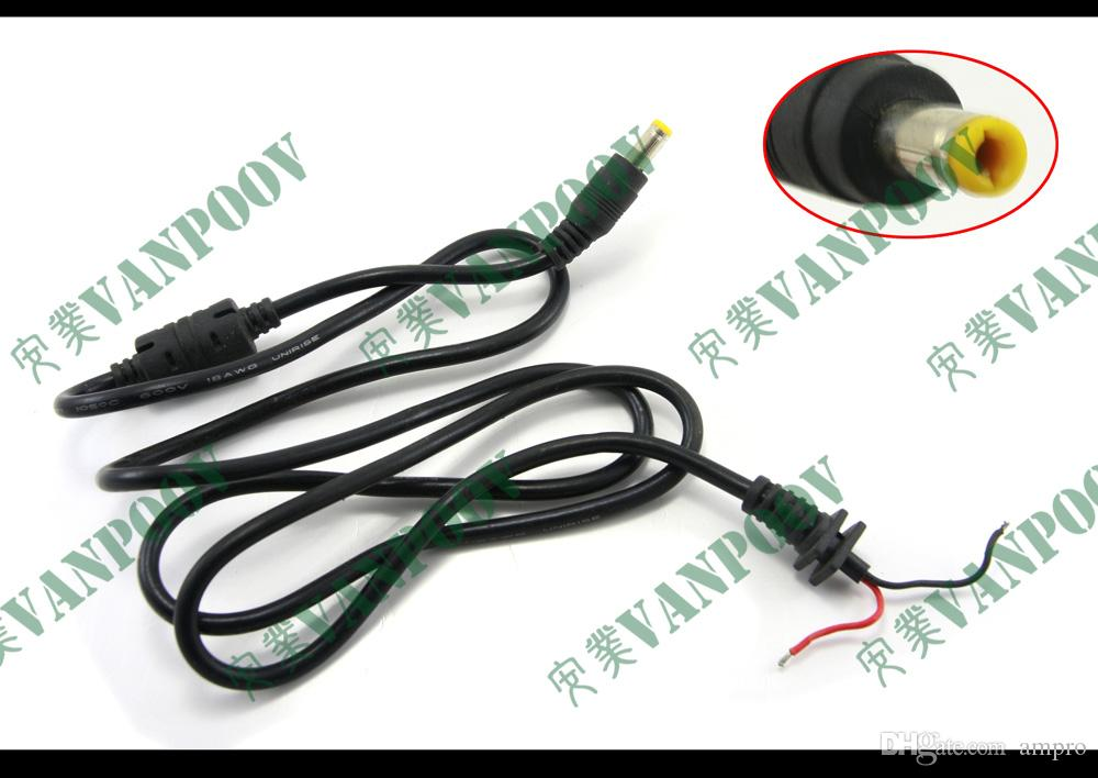 Computer Cables Wholesale New DC Power Jack Connector for Lenovo G400 G490 G500 G505 Z501 Cable Length: Other