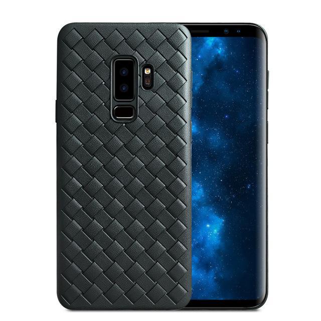 Per Samsung S9 Plus Custodia rigida traspirante per IPhone X 8 7 6 6S Cover Plus Custodia Shell Capa per cover Huawei P20 Pro