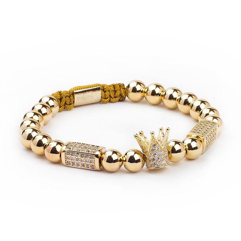 Мужчины браслет мода из нержавеющей стали бусины из бисера ювелирных изделий подвески браслеты для женщин Pulseira ювелирные изделия подарок на день Святого Валентина праздник рождества
