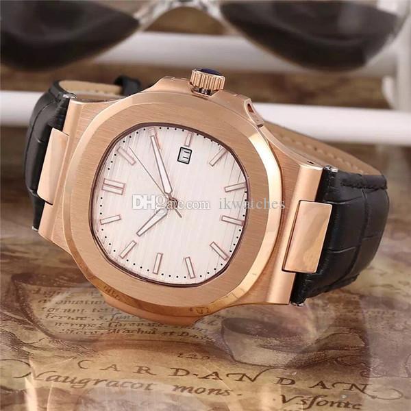 스테인레스 스틸 자동식 손목 시계 남성용 고품질 고급 시계 016 무료 배송
