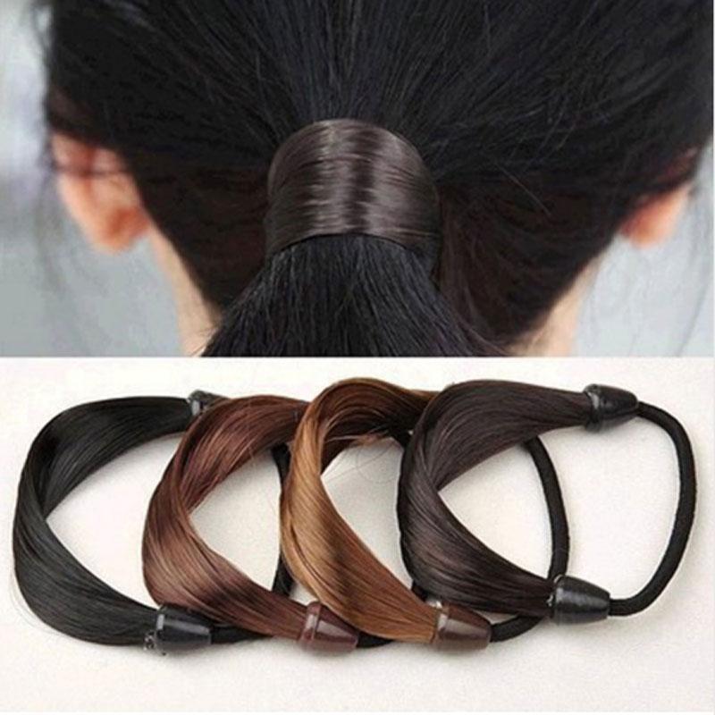 Cercle perruque modélisation bandes de cheveux élastiques accessoires de cheveux pour les femmes Prefect bandes de caoutchouc couvre-chefs pour les filles