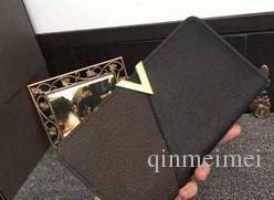 бесплатная доставка горячие продажи фирменные модные кимоно кошелек леди длинный стиль кожаные кошельки M56174