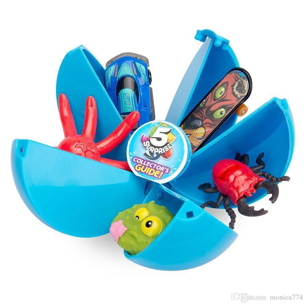Wyprzedaż lol 5 niespodzianka jaj lalka chłopców dziewczęta oceanu wersja 150 zabawek do zbierania realistyczne odrodzone lalki lalka lalka w piłce 5knds niespodzianka T30