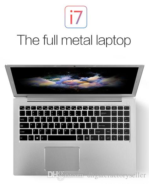 Newest version Metal Laptop 15.6 inch FHD IPS 1920x1080 screen Intel core i7 6500U CPU 8GB DDR3L RAM 1TB HDD GT940MX 2GB GPU ultrathin