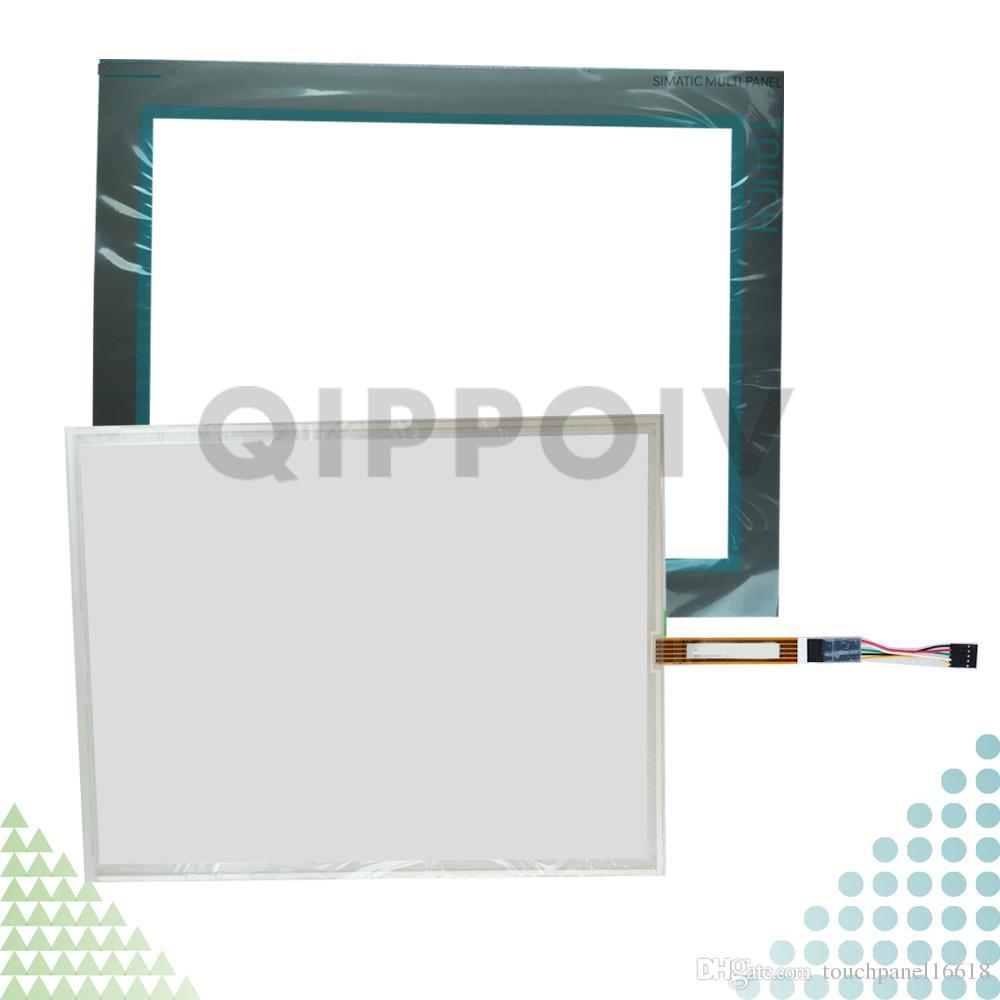 6AV6 644-0AB01-2AX0 MP377-15 6AV6644-0AB01-2AX0 Neue HMI-SPS-Touchscreen-Touchscreen und Front-Etikett