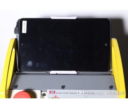 Tablet de 8,3 polegadas com software Instacode para SEC E9 máquina de corte de chave automática SEC-E9 Tablet Replacement Multi-Language