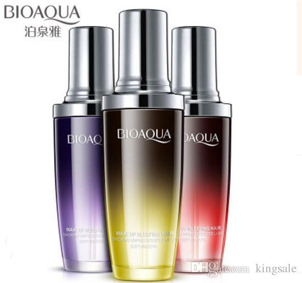 وصول BIOAQUA عطور الزيوت العطرية جديدة لتحسين الشعر المجعد الشعر تغذي الذيل لينة منتجات الشعر النفط
