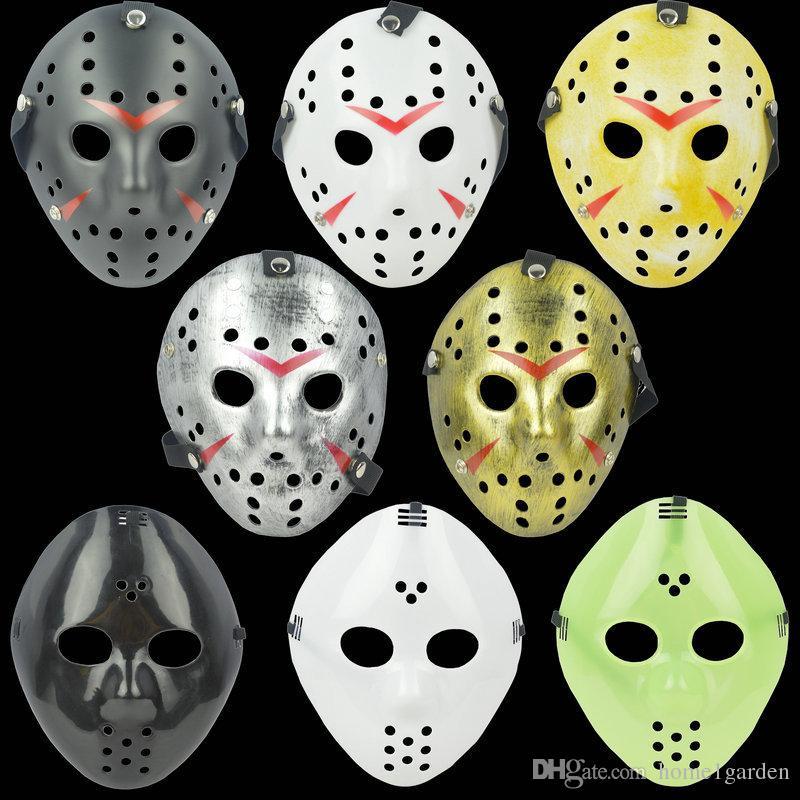 Jason Vs Black Friday Horror Killer Máscara Cosplay Partido Masquerade Máscara Hockey Baseball Protection