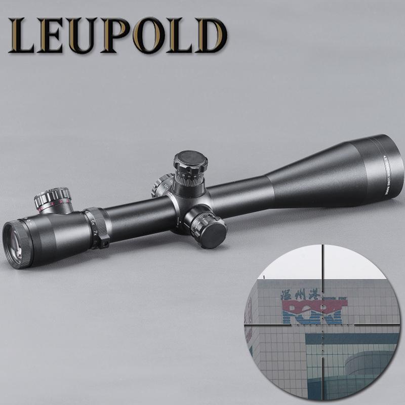 LEUPOLD M1 6-24X50 Тактические оптика Прицел Снайпер Охота Прицелы Long Range Rifle Прицелы Airsoft прицел