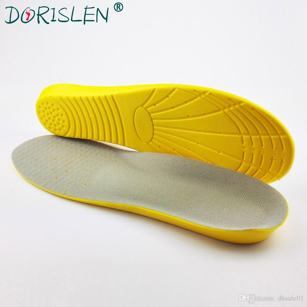memory foam for shoes