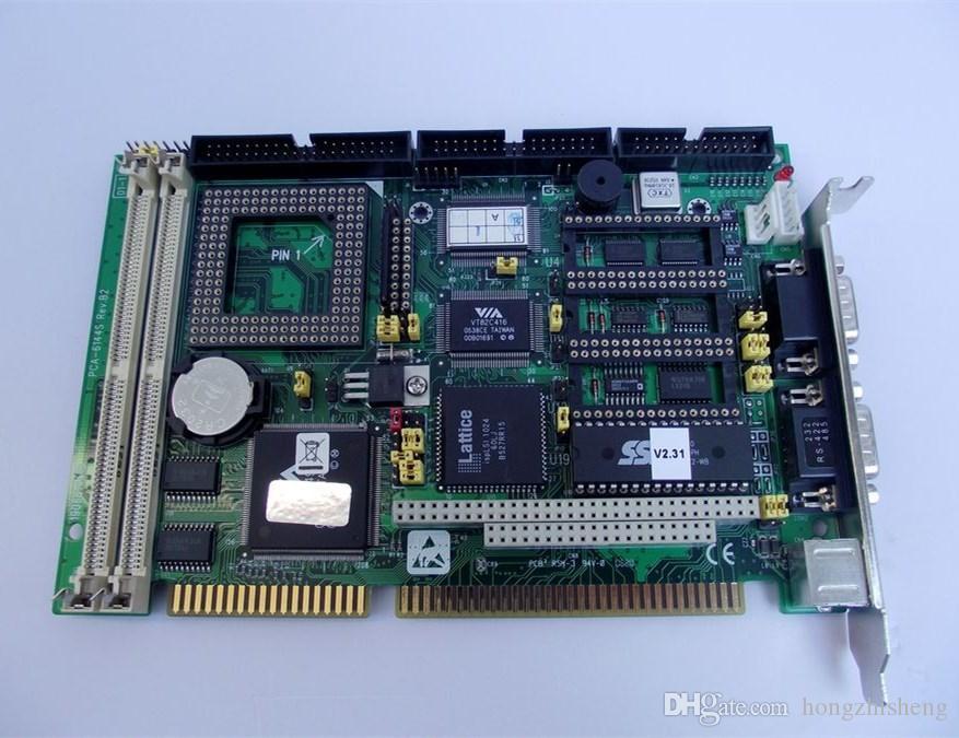 Оригинальный ППШ-6144S промышленная материнская плата ред. Б1 Иса испытанная деятельность