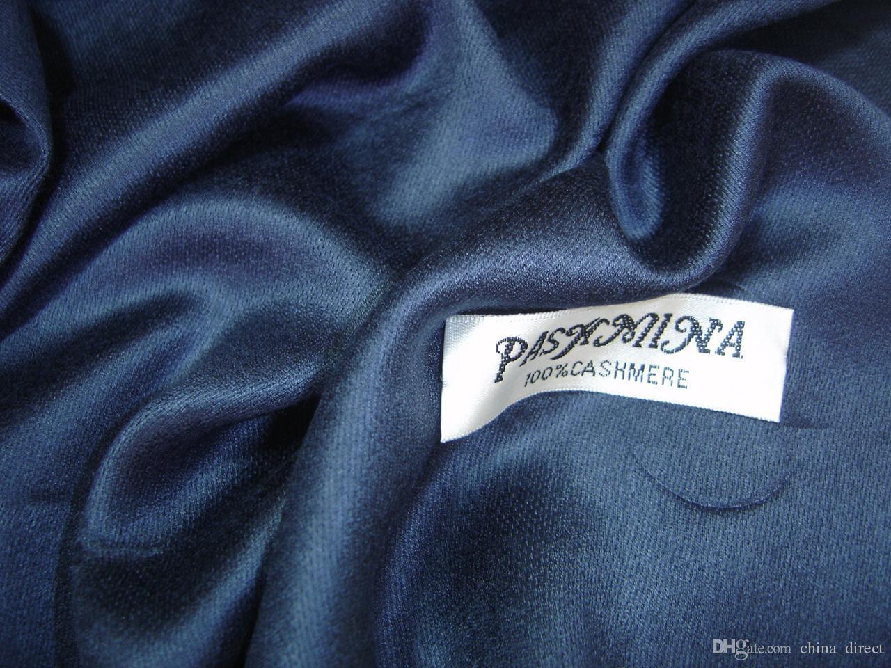 Womens 단단한 스카프 감싸기 목도리 목도리 Pashmina Solid Scarf Wrap 선물 27pc / lot SALE # 1966