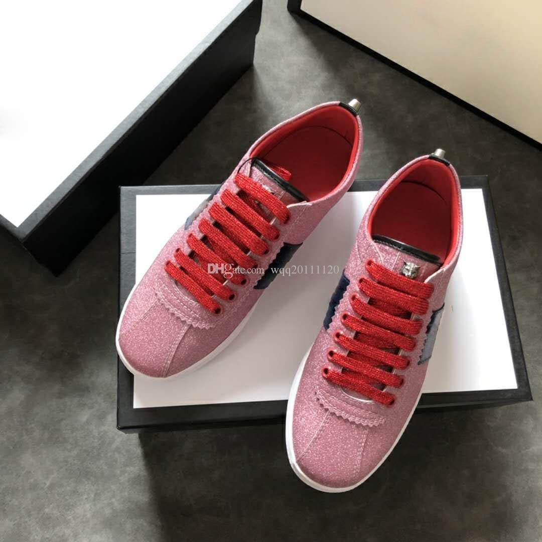 2018 أحدث نوع من الأحذية عارضة على ما يرام السلخ جلد الغنم مجموعة إيطاليا الكامل من حجم 3 لون 35-41.