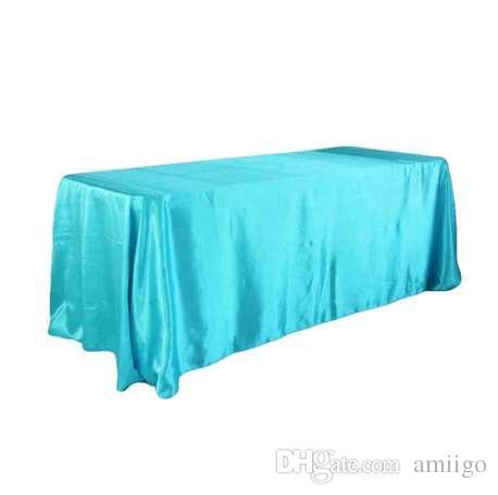 228x335 cm decoração do casamento mancha de pano de mesa festa de aniversário festa do chuveiro de bebê festival de mesa capa de casa decoração diy