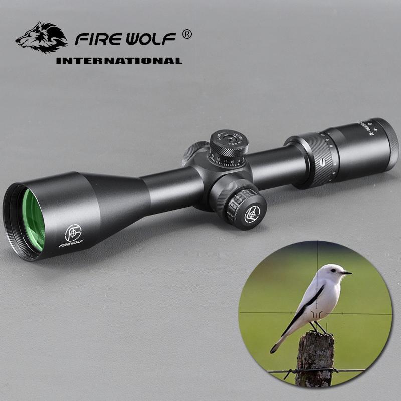 Neue taktische 2-16X50 SFIR-Gewehr-Optik-Ziel-Anblick-wasserdichtes stoßsicheres mit vollständig multi-grüner überzogener Optik für die Bogenschießenjagd