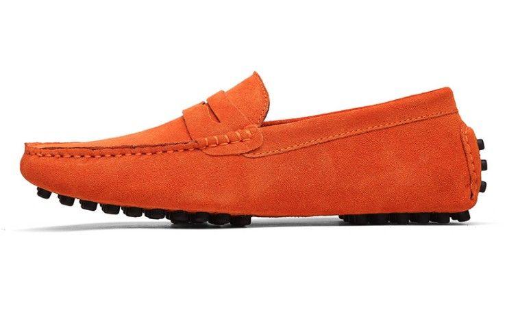Dimensioni 37-50 Mens Scarpe in vera pelle di grande dimensioni Scarpe ufficiali Gentile Mens Torna da viaggio Scarpa Casual Comfort Shoes Shoes for Men Zy801