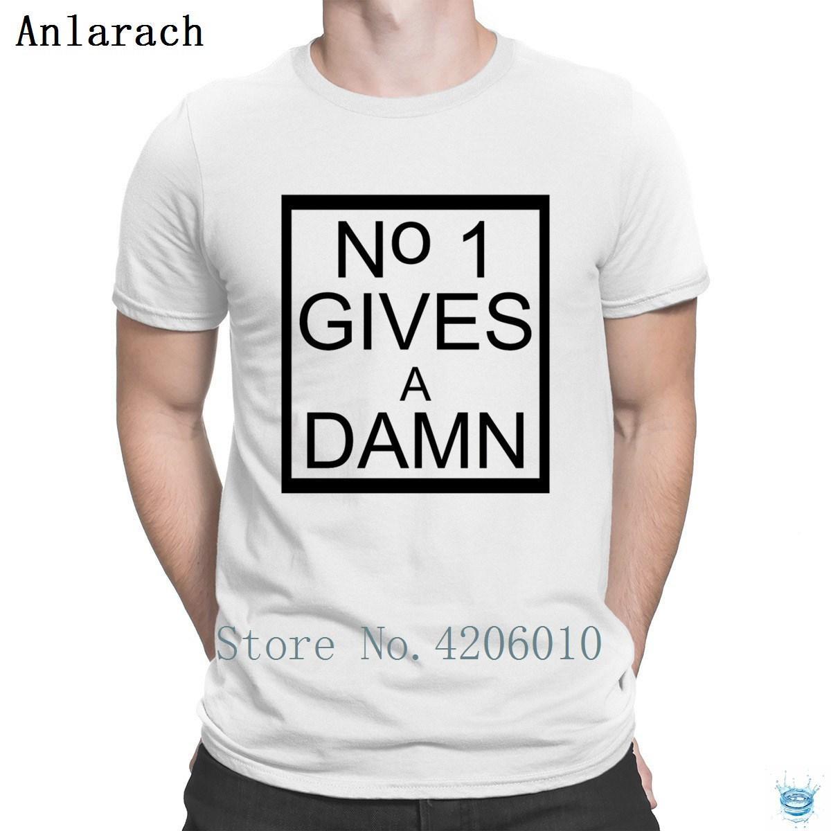 Ninguém Dê Uma Mala Camiseta Masculina de Manga Curta Personalizado Autêntico T Shirt Para Homens Imagens Fit Moda Estilo Verão
