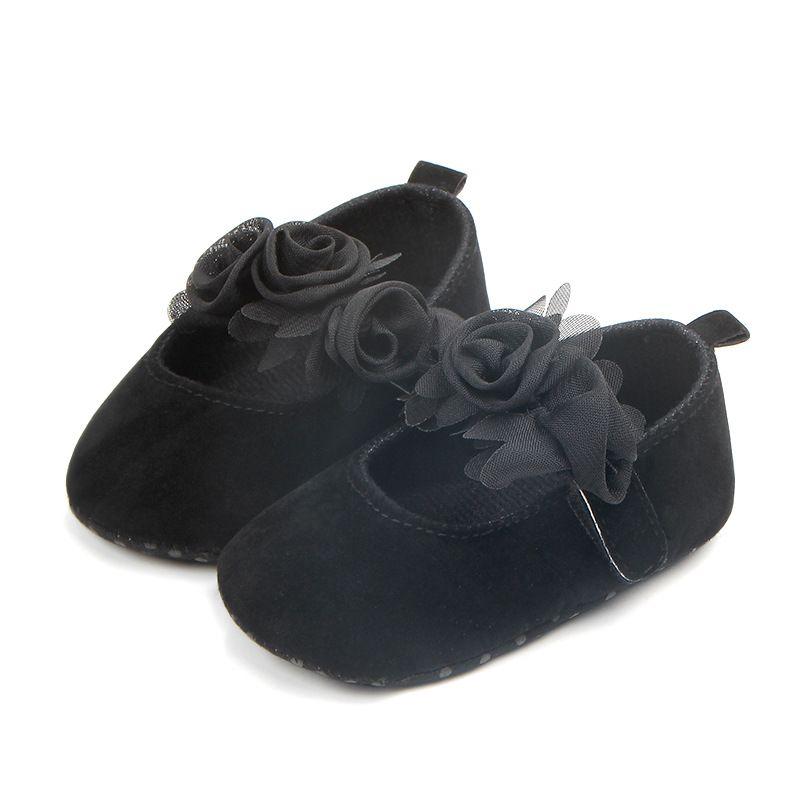 أحذية الرضع حديثي الولادة لينة حلوة ماري جين الطفل اللباس أطفال حفل زفاف الأحذية الأطفال الأميرة الأولى ووكر طفلة أحذية