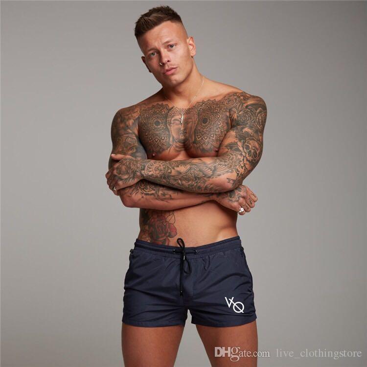 9e81c3f8dca6 ... 2018 New Mens Sexy Swimsuit Swimwear Men Swimming Shorts Men Briefs  Beach Shorts Sports Suits Surf ...