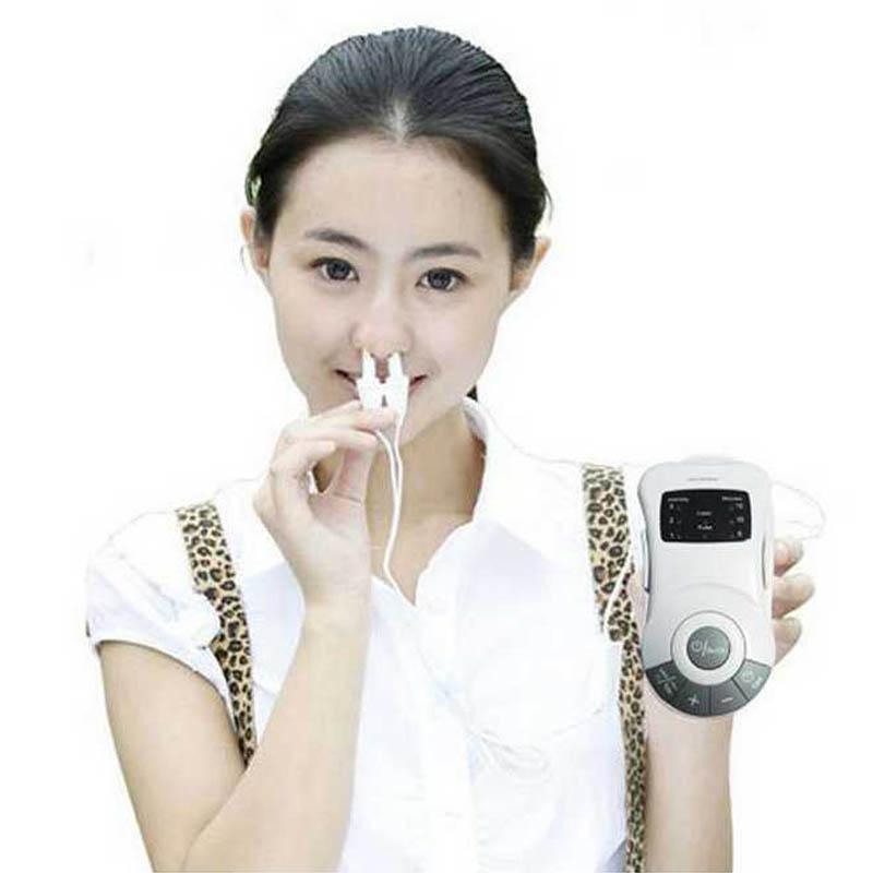 알레르기 비염 레이저 치료 릴리버 레이저 알레르기 비염 치료 치료 안티 코 고는기구 치료 건강 마사지