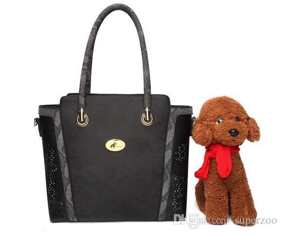 Pet Supplies Dog Cat Bag Dog Carrier Tote Luggage Bag Traveling Portable Shoulder Bag Convenient Fashion 07#