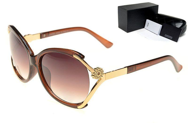 Açık marka tasarımcı erkek sürüş güneş gözlüğü kutusu ile kadınlar için UV400 moda güneş gözlüğü kadınlar ücretsiz kargo