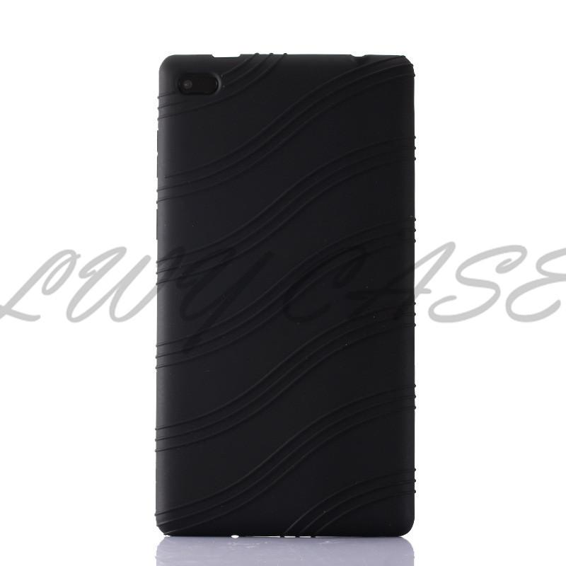 quality design 8b72a 0cf10 For Lenovo Tab 7 Essential TB 7304F 7.0 Shockproof Soft Silicone Protector  Case Tablet Cover Notebook Tablet Case Tablet Keyboard And Case From ...
