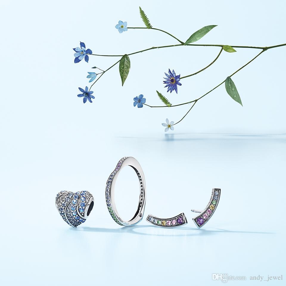 Charms argento dei gioielli europei della vendita calda imposta il trasporto libero