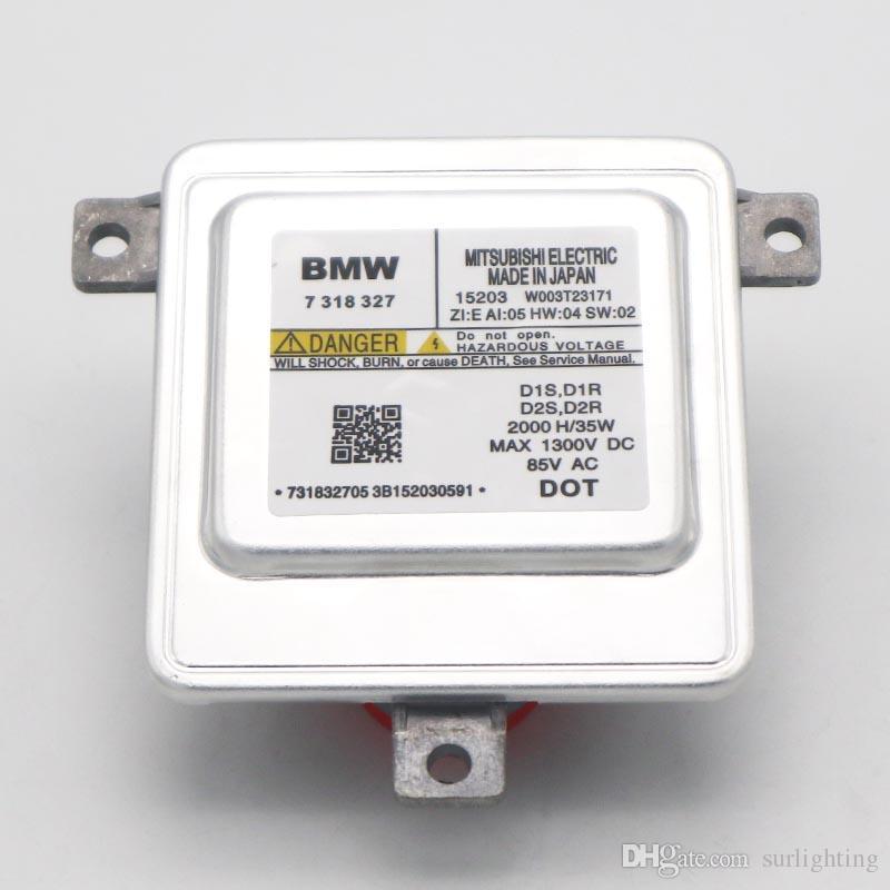 W003T23171 Xenon Headlights Headlamp Mitsubishi HID D1S Ballast for 2012-2014 BMW 4 Series F32 F33 F36 OEM Headlight Ballast 7318327
