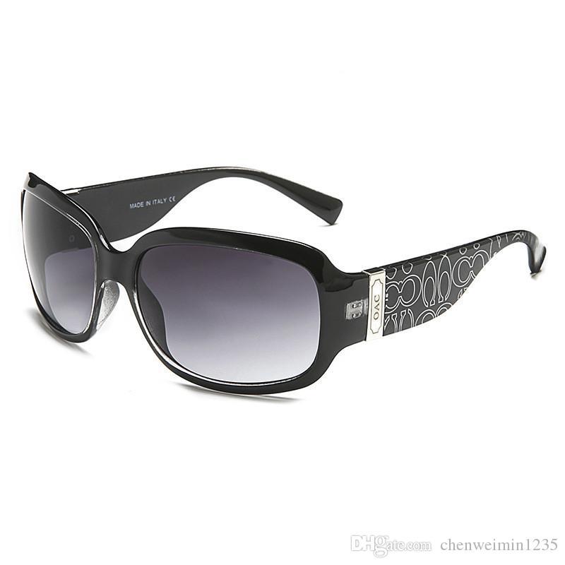 Топ Марка мода солнцезащитные очки женщины мода доказательства 742 солнцезащитные очки дизайнер очки для мужчин женские солнцезащитные очки
