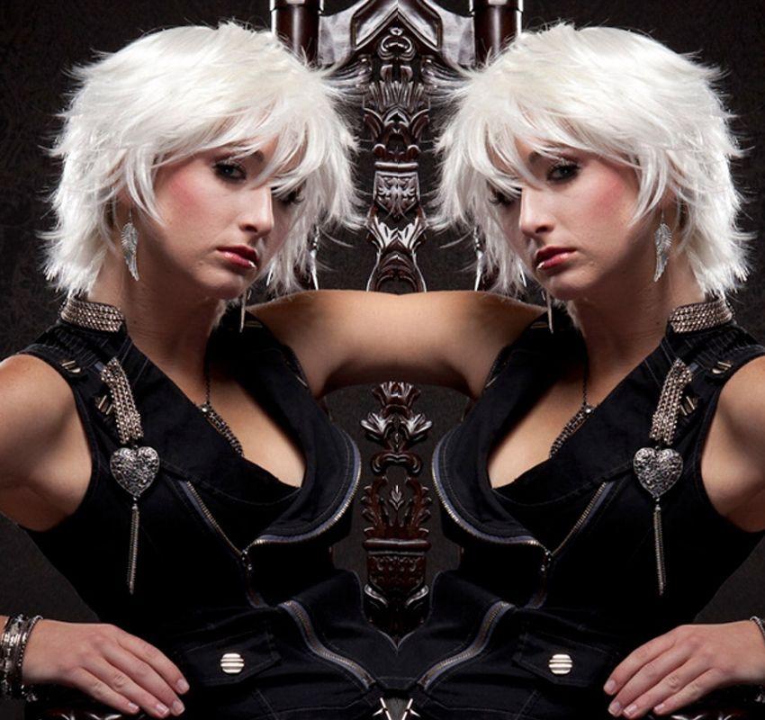 Европейский и американский парик Хэллоуин парик косплей анимация парик гарнитура косплей парики жаропрочных боб для партии